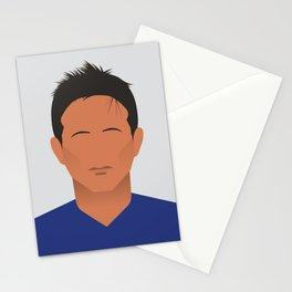 Frank Lampard Illustration Stationery Cards