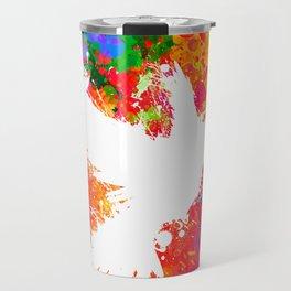 Hummingsplat - Colorless Travel Mug