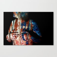 Tegument 3 Canvas Print