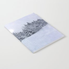 Tree Line Notebook