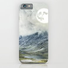 Supermoon in Norway iPhone 6s Slim Case