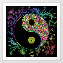 complementary art prints society6