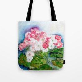 Vaso com flores V (Vase with flowers V) Tote Bag