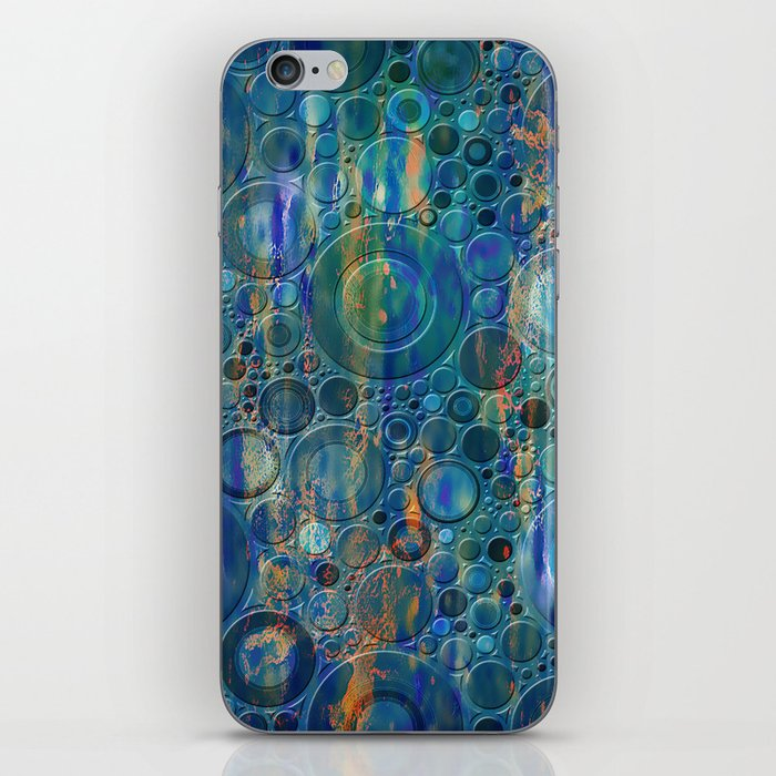 Autumn Rain iPhone Skin