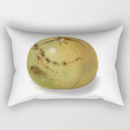 Bael Fruit Rectangular Pillow