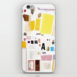 Hunter Gatherer iPhone Skin