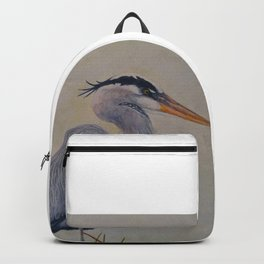 Great Blue Heron Backpack
