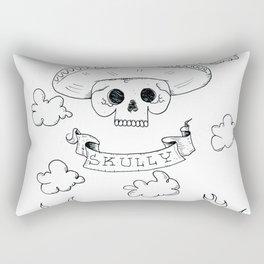 Skully Rectangular Pillow