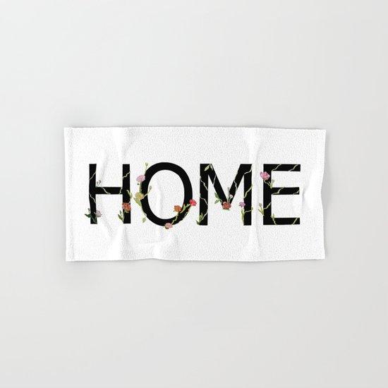 HOME Hand & Bath Towel