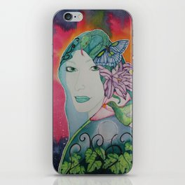 Gaia is Calling iPhone Skin