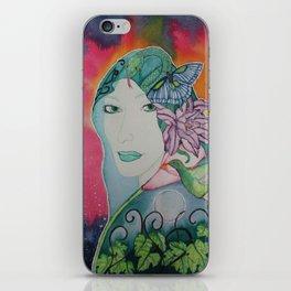 Gaia is Calling iPhone Skin