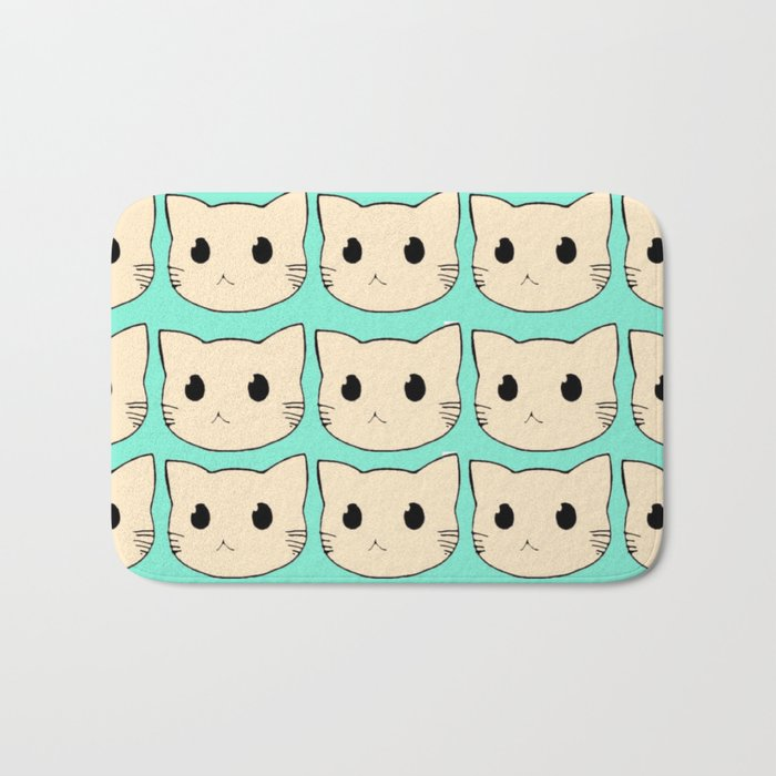 cats-423 Bath Mat