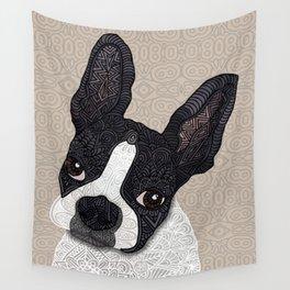 Boston Terrier 2015 Wall Tapestry