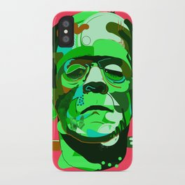 Frank. iPhone Case