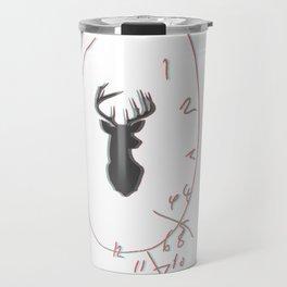 3D Will Graham Clock Travel Mug