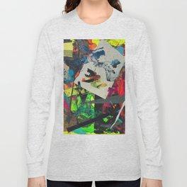 oblique glance Long Sleeve T-shirt