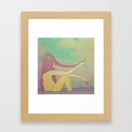 Libertação Framed Art Print