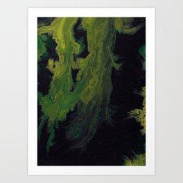 Night/Fall Art Print