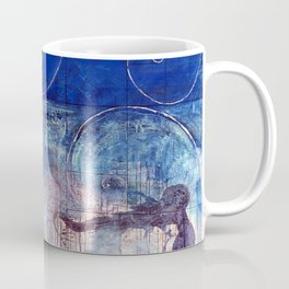 Chicxulub - Bluer version Coffee Mug