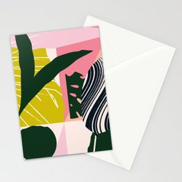 Tropical West Stationery Cards