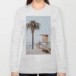 no lifeguard Long Sleeve T-shirt