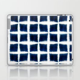 Shibori Blocks Laptop & iPad Skin