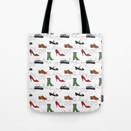 My new shoes Tote Bag