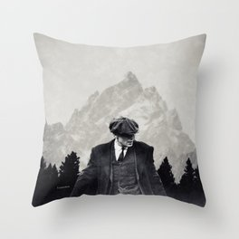 Looking for meaning... Throw Pillow