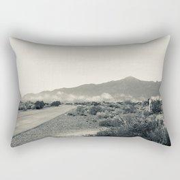 Western Road Rectangular Pillow
