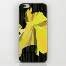 Thor - Quote iPhone & iPod Skin