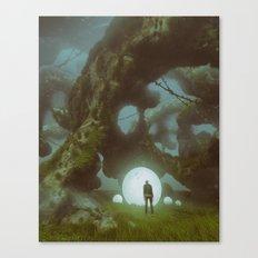 HOME (everyday 01.30.17) Canvas Print