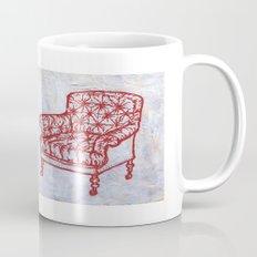 Red Chair Mug