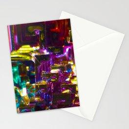 Rainbow Bismuth Stationery Cards