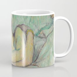 "Henri de Toulouse-Lautrec ""In Bed: The Kiss"" Coffee Mug"