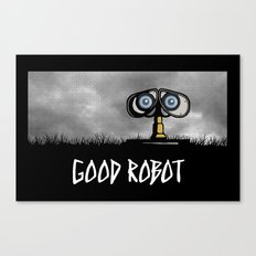 Good Robot Canvas Print