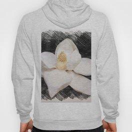 Beautiful Magnolia Flower in Full Bloom Hoody