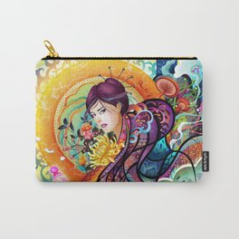 Trance Carry-All Pouch