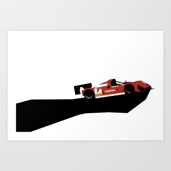 333sp Art Print