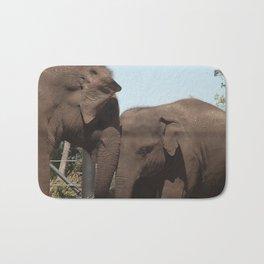 elephant mum & bub Bath Mat