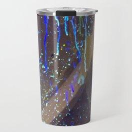 Graffiti & Glow Paint Travel Mug