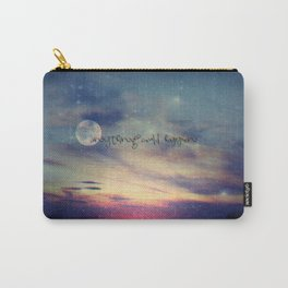 ANYTHING COULD HAPPEN Carry-All Pouch
