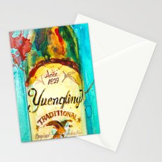 YUENGLING  BEER PA BEST Stationery Cards