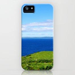 Antrim Coast. Ireland iPhone Case