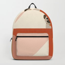 Little_PUG_LOVE_Minimalism_001 Backpack