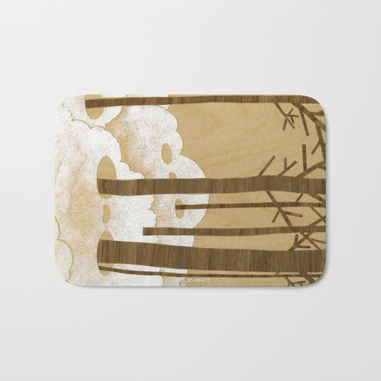 Forest is Alive! Bath Mat