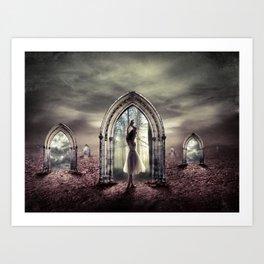 Realm of Fantasy Art Print