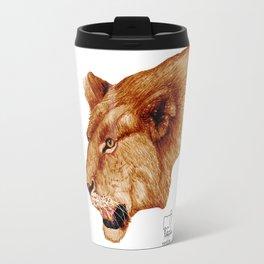 lion 1 Travel Mug