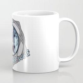 Icy Wild World Wolf Coffee Mug