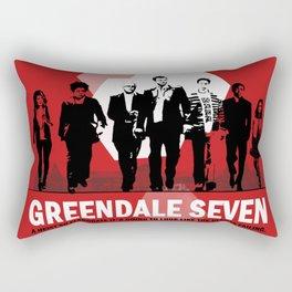 Greendale Seven Rectangular Pillow