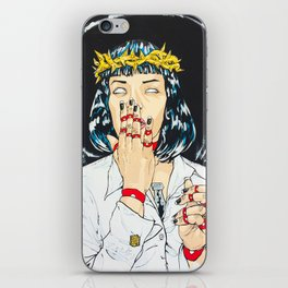 Mother Mia (Mia Wallace) iPhone Skin